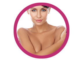 image of girl with spray tan